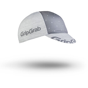 GripGrab Summer Cycling Cap Women Grey